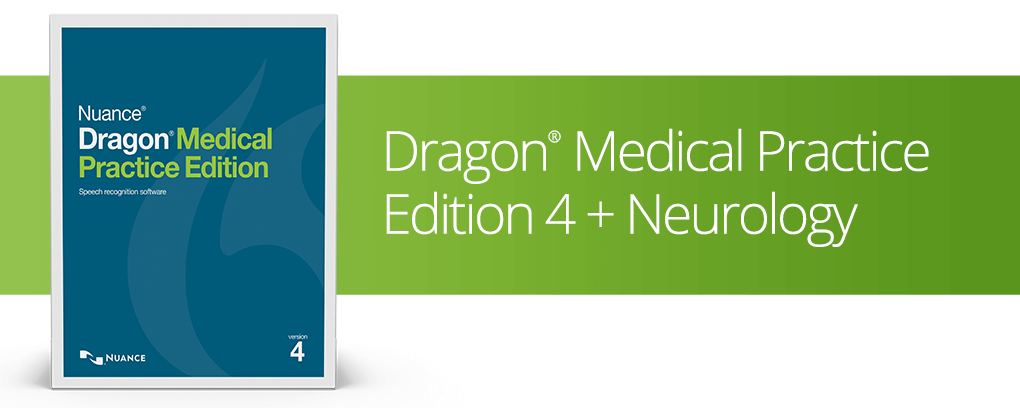 Dragon Medical and Neurology